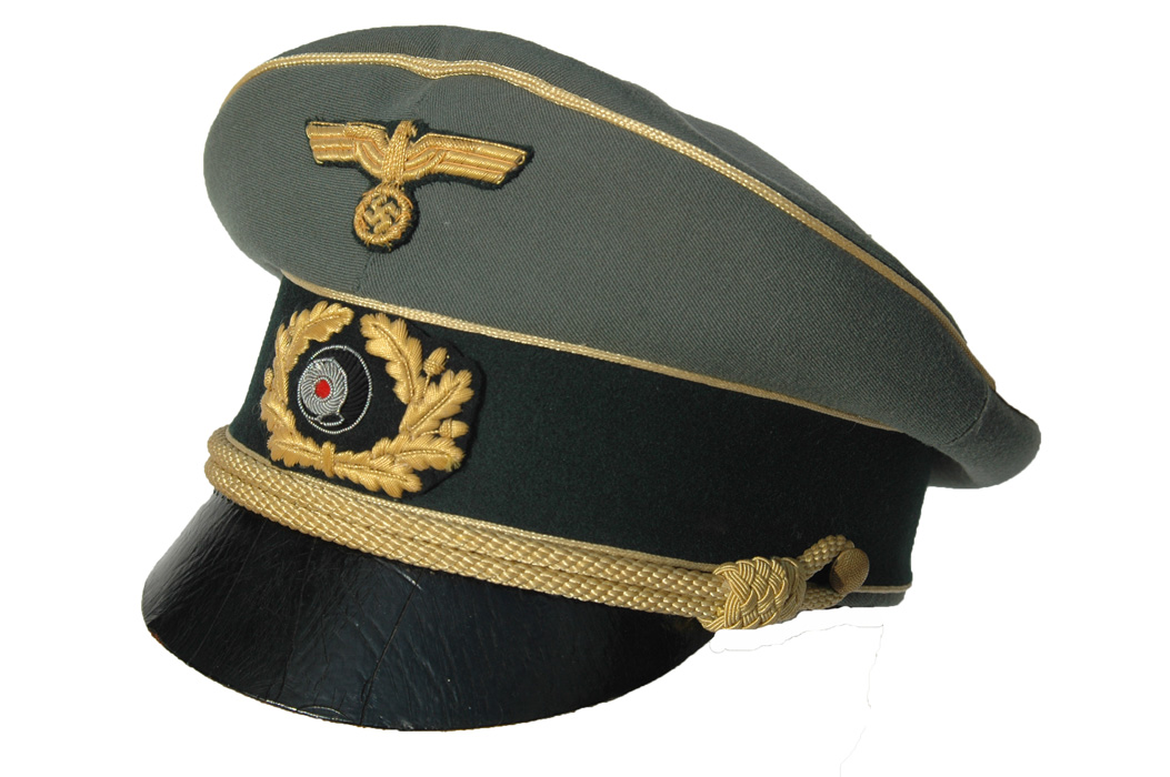 ... cap wwii german generals crusher style visor cap crusher caps are very