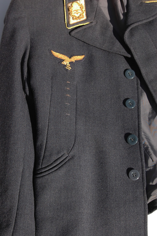 Click Image To Find More Men S Fashion: RARE Luftwaffe Generals Flight Tunic And Trousers