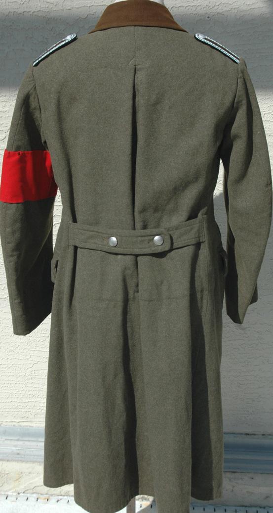 gestapo trench coat - photo #16