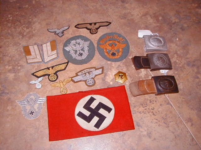 Relics of the Reich - Home