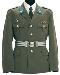 East German (DDR) Uniforms, Caps and Insignia