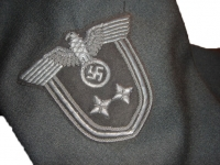 Cloth and Metal Insignia-Diplomatic, Police, FirePolice, Customs and Reichbahn