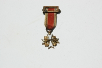 German Eagle Order with Swords in Miniature