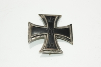 German WWI Vaulted Iron Cross 1st Class