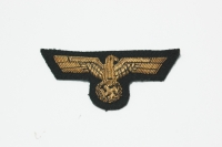 Reproduction Army Generals Cap eagle in Gold Bullion