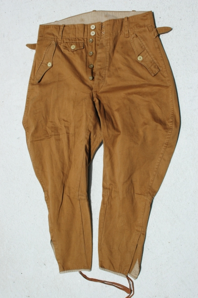 MINT German SA Trousers