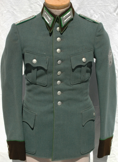 German WWII Police Officers Tunic